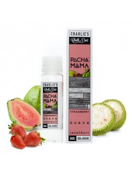 pachamama strawberry guava eliquid 50ml