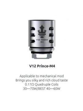 resistencia TFV12 Smok M4