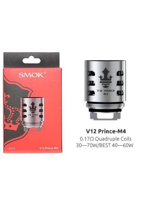 resistencia smok TFV12 0.17 M4