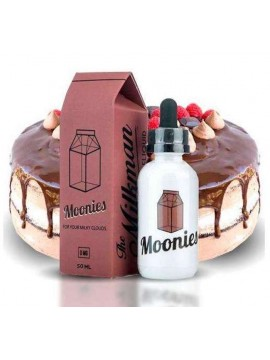 moonies eliquid the milkman 50ml