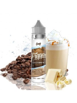 White Chocolate Mocha - Frappe Cold Brew 100ml