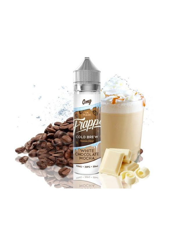 frappe cold brew white chocolate mocha cafe
