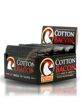 cotton bacon prime wick n vape