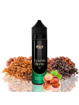 legend blend eliquid tabaquil avellana 50ml
