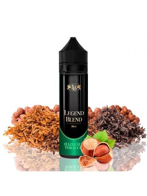 legend blend eliquid tabaquil avellana 50ml