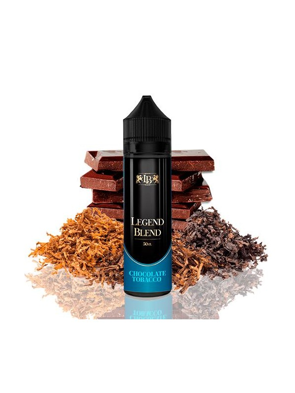 legen blend chocolate eliquid tabaquil 50ml