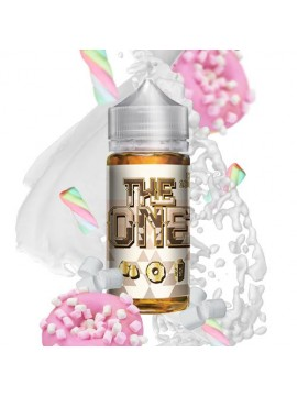 marshmallow eliquid the one x 100ml