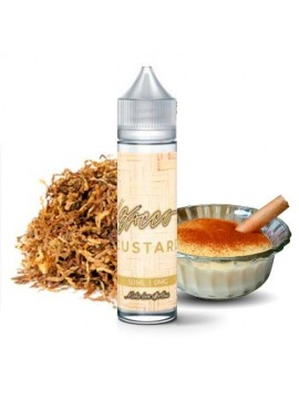 Custard Bacco - Burst E-Juice 50ml