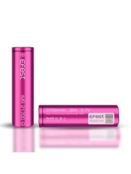 bateria efest 21700