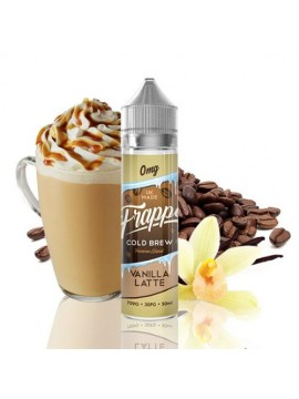 frappe cold brew vanilla late cafe 50ml