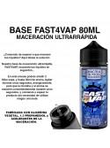 Fast4vap base rapida