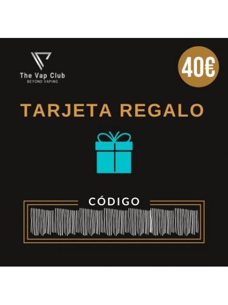 TheVapClub Tarjeta Regalo Vapeo