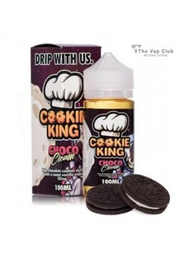Choco Cream - Cookie King - Galletas Oreo