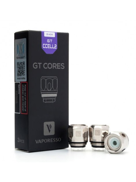Resistencia GT CCell 2 0.3 Ohm de Vaporesso