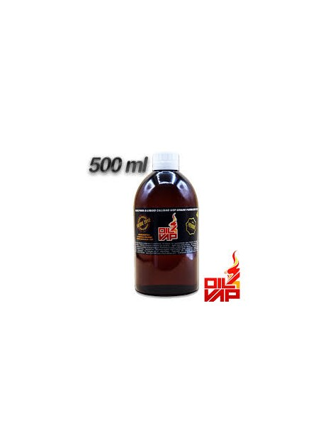 base 50VG/50PG oil4vap 500ml alquimia barata
