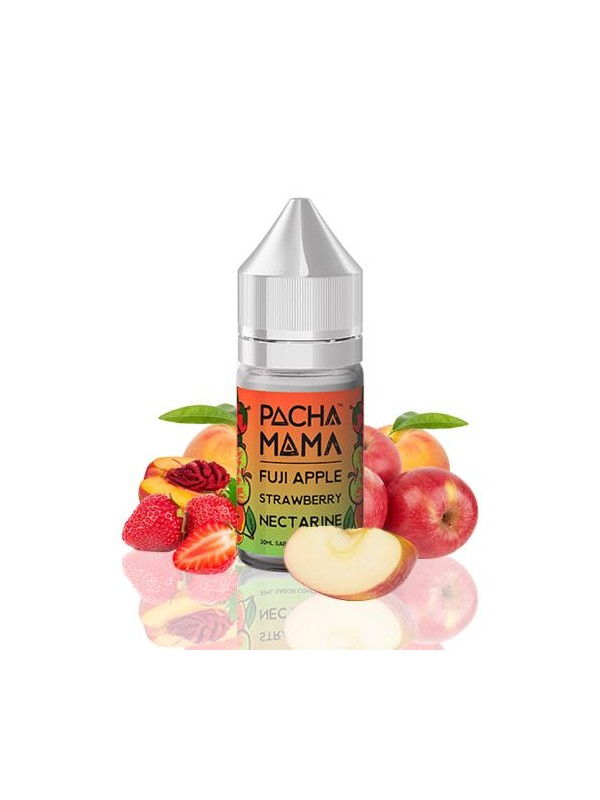 Aroma Concentrado Fuji Apple Strawberry Nectarine - Pachamama 30ml