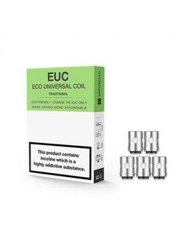 Resistencia EUC Traditional Coil 0.4ohm - Vaporesso
