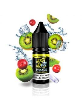 Kiwi & Cranberry On Ice - Just Juice Salts 20mg