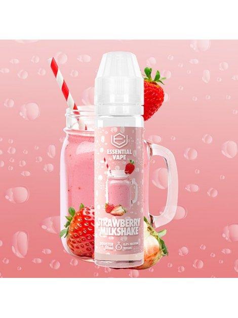 Strawberry Milkshake - Essential Vape by Bombo 50ml