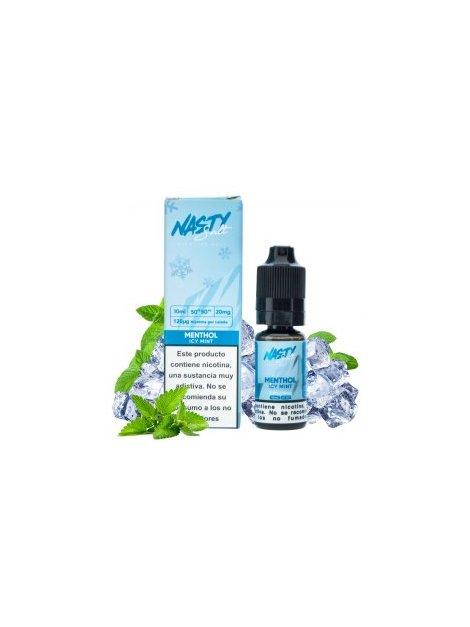 Menthol Icy Mint barato - Nasty Juice Salts 10ml