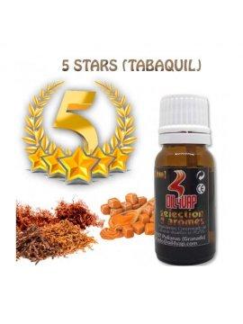 Aroma Tabaco Rubio 5 Stars - Oil4Vap 10ml