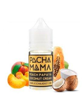 Aroma Peach Papaya Coconut Cream - Pachamama 30ml