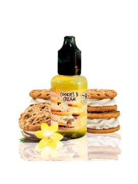 Aroma Cookies & Cream - Chefs Flavours 30ml
