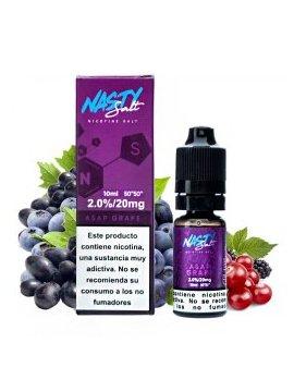 Asap Grape - Nasty Juice Salts 20mg