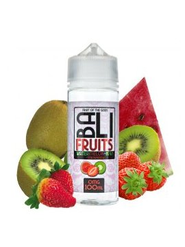 Watermelon+Kiwi+Strawberry - Bali Fruits by King's Crest 100ml