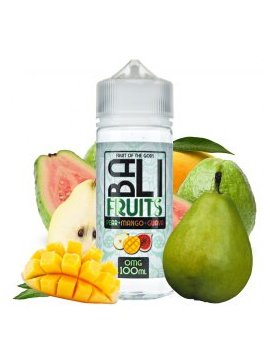 Pear + Mango + Guava - Bali Fruits by King's Crest 100ml