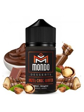 Hazel-Choc Wafer - Mondo E-liquids 50ml