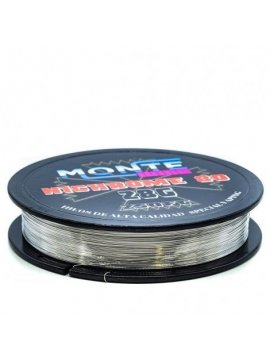 Ni80 28G 250FT - Monte Wire