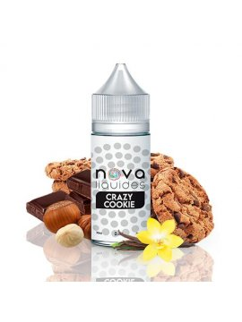 Aroma Crazy Cookie - Nova Liquides 10ml