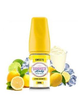 Aroma Lemon Sherbets - Dinner Lady 30ml